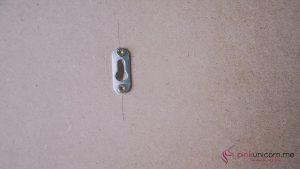 DIY Pinnwand - Schritt 5c