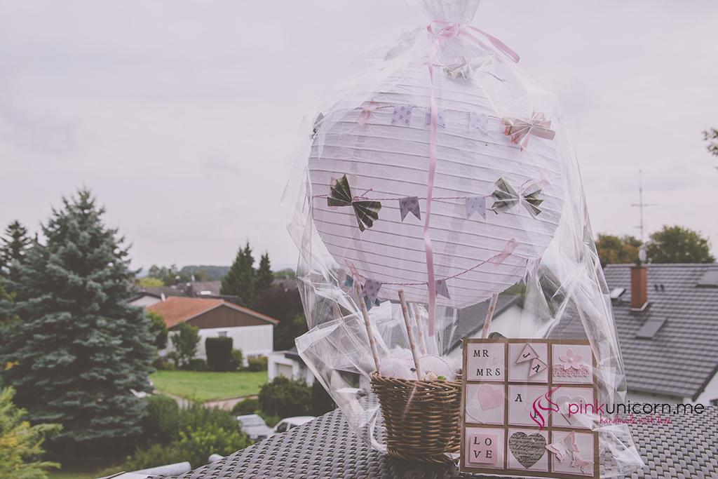 Hochzeitsballon - Schritt 6f