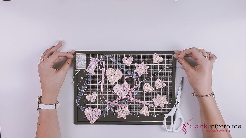 DIY Fimoanhänger - Schritt 6