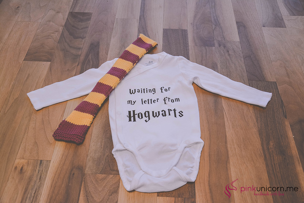 DIY Harry Potter Body - Schritt 5