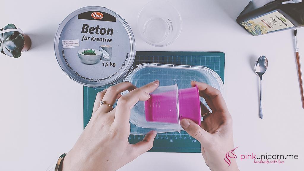 Blog_DIY Knickvase aus Beton Schritt4