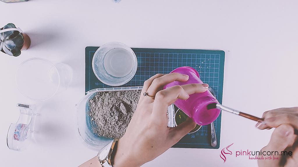 Blog_DIY Knickvase aus Beton Schritt5